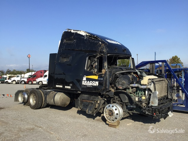 2020 Volvo VNL 6x4 T/A Sleeper Truck Tractor, Parts/Stationary Construction-Other