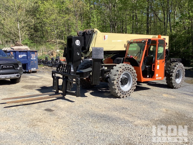 2013 JLG G12-55A Telehandler, Telescopic Forklift