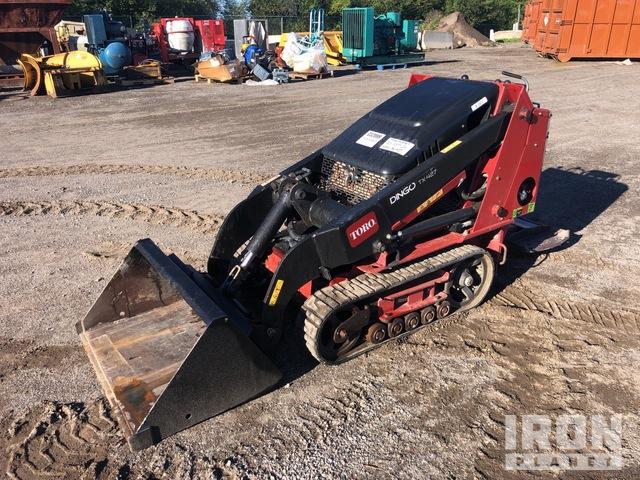 2016 Toro Dingo TX427 Mini Compact Track Loader, Compact Track Loader
