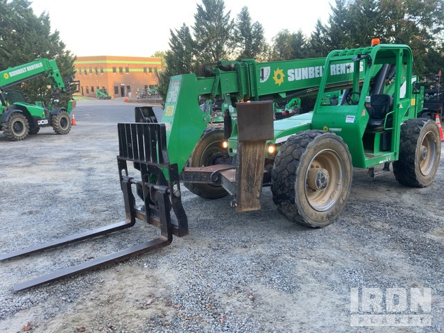 2015 (unverified) JLG 10054 Telehandler, Telescopic Forklift