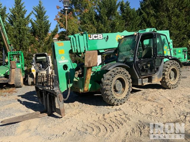2014 (unverified) JCB 510.56 Telehandler, Telescopic Forklift