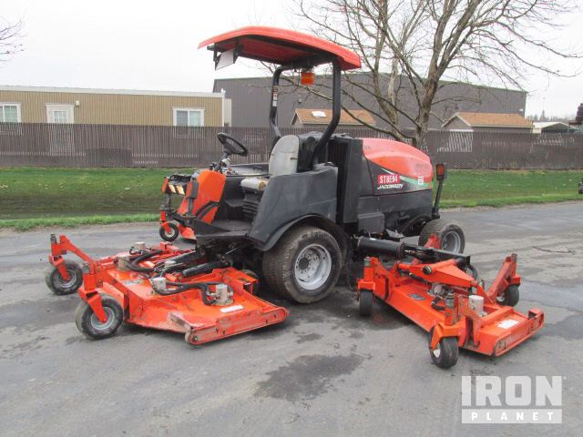 2006 Jacobsen HR9016 Mower in Modesto, California, United States