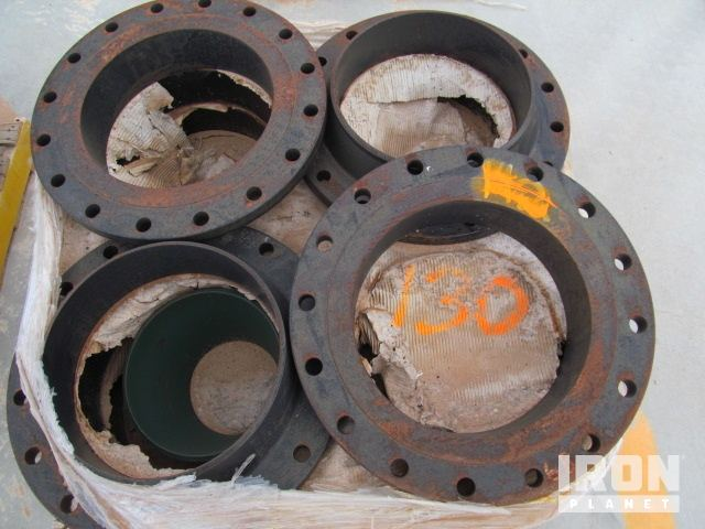 Lot of (20) Weldbend 16'' 150 Weldon A165 Flanges in Midland, Texas