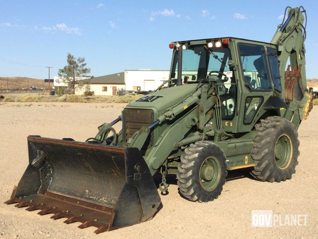 Surplus 2009 Cat 420E IT 4x4 Backhoe Loader in Yermo