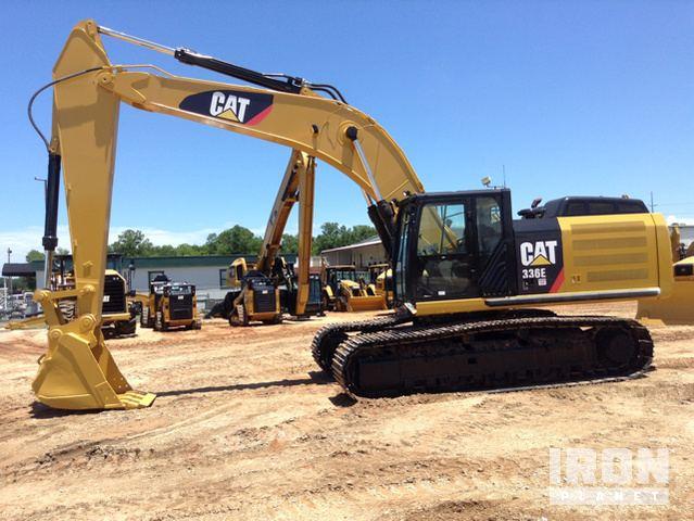 2012 cat 336el track excavator in reserve louisiana united states rh ironplanet com