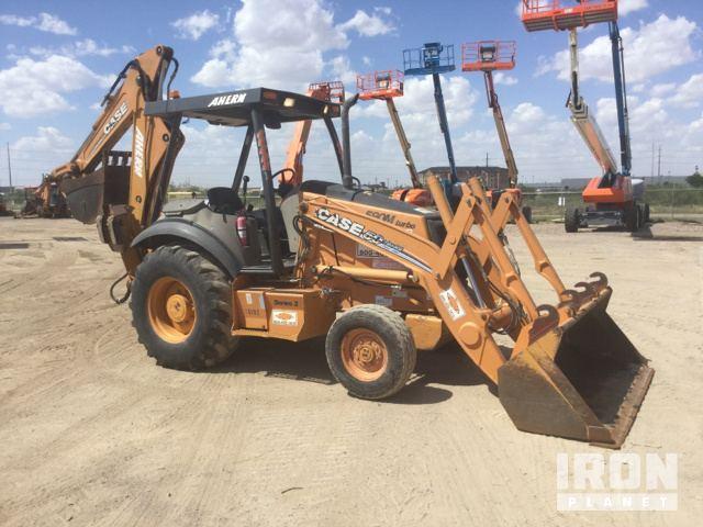 2007 case 580m series 2 backhoe loader in odessa texas united rh ironplanet com Case 580 Backhoe Manual Online Case Track Loader