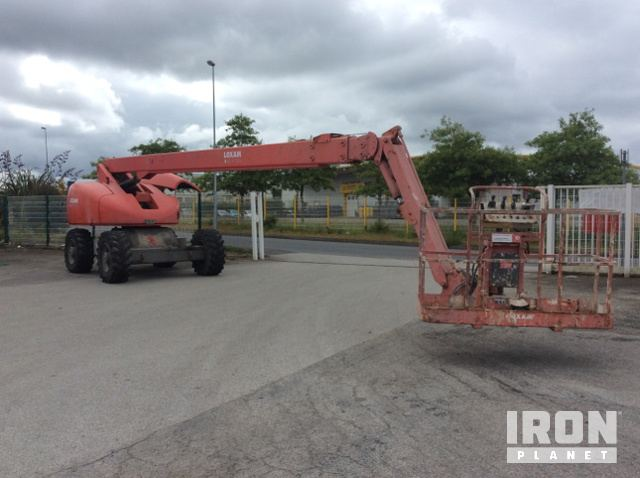 1999 haulotte h25tpx 4wd diesel telescopic boom lift in brest rh eu ironplanet com Service Station Manual Book