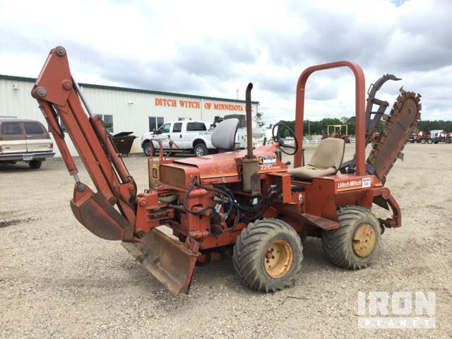 ditch witch 2310dd trencher in fergus falls minnesota united rh ironplanet com 2310 Ditch Witch Backhoe 2310 Ditch Witch Belt