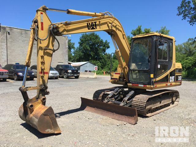 cat 307 mini excavator in hornell new york united states rh ironplanet com Cat 307 SSR Specifications Cat 307