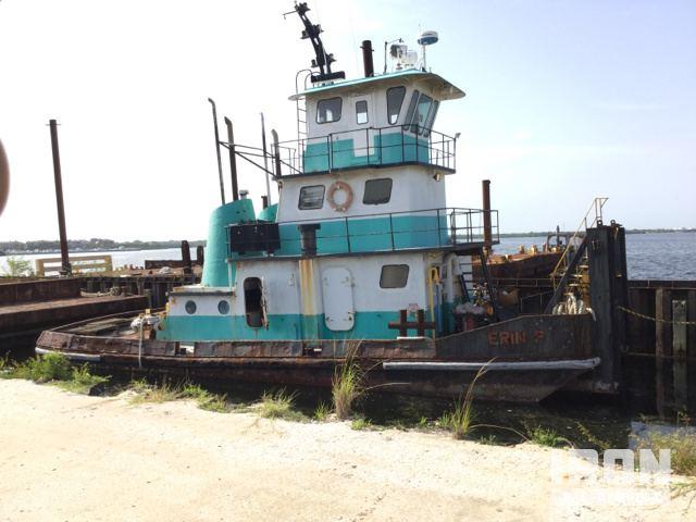Tug Boat in Tampa, Florida, United States (IronPlanet Item