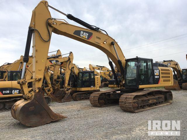 2013 cat 336el track excavator in jonesboro arkansas united states rh ironplanet com