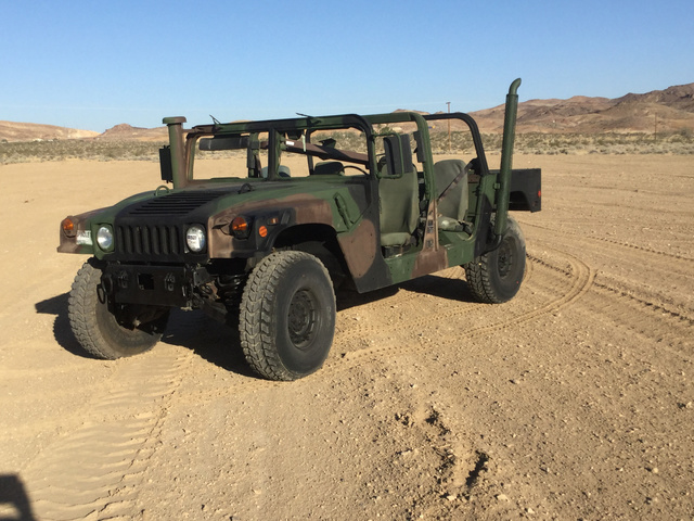 Off Road Trailers For Sale Used >> Humvees For Sale Govplanet