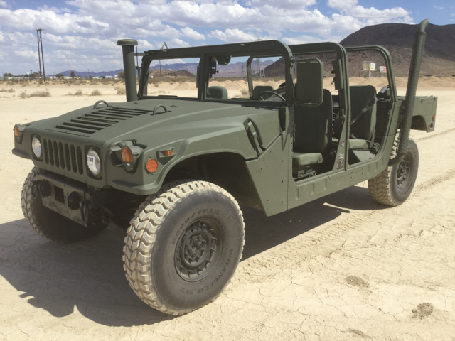 Humvees For Sale | GovPlanet