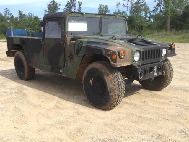 2003 AM General M1097A2 HMMWV 2