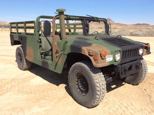 2008 AM General M1123 HMMWV 2 Door... M Hmmwv Wiring Diagram on