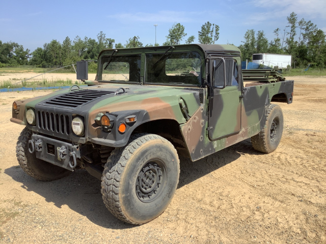 Military Vehicles For Sale Canada >> Humvees For Sale Govplanet