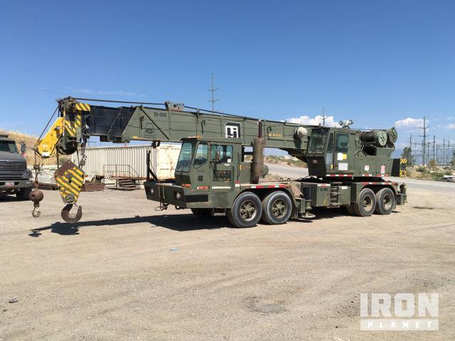 1982 grove tms 475 hydraulic truck crane in west valley city utah rh ironplanet com Grove RT58B Operators Manual Grove Crane Charts