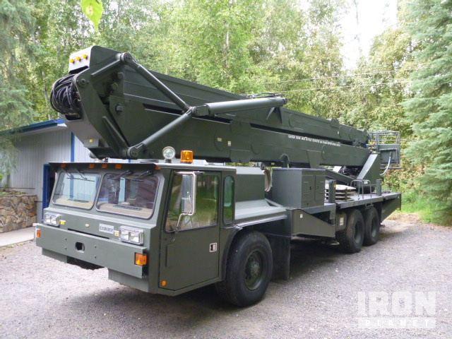 Condor 125S Bucket on 1995 Special Trucks Badger T/A Truck