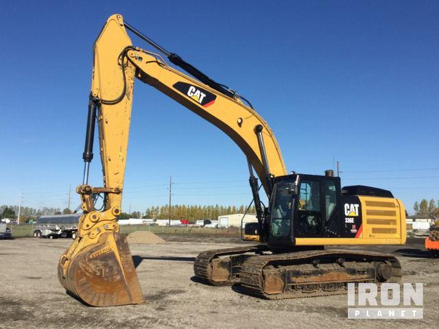 2013 cat 336el track excavator in moorhead minnesota united states rh ironplanet com