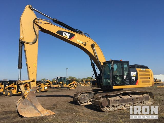 2012 cat 336el track excavator in park city kansas united states rh ironplanet com