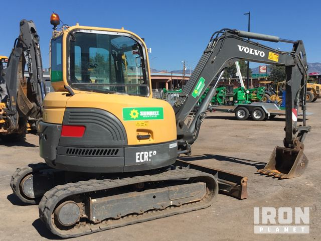 2012 volvo ecr58 mini excavator in albuquerque new mexico united rh ironplanet com User Manual Manual Valve Operators