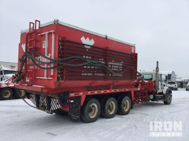 2007 Mack CTP713 Tri/A Frac Pump Truck in Edmonton, Alberta, Canada