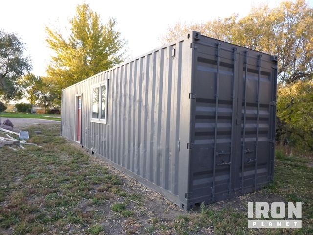 40 Container Home In Brighton Colorado United States Ironplanet
