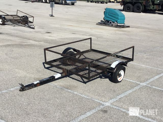 Surplus S/A Utility Trailer in Fort Sam Houston, Texas, United ...