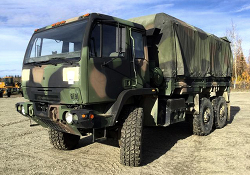 Military Truck For Sale >> Government Surplus For Sale Ironplanet