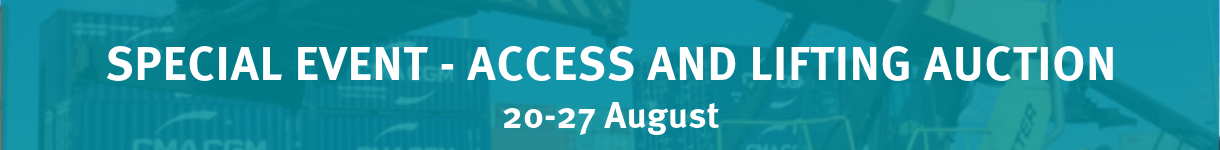 Special Event Access and Lifting Auction