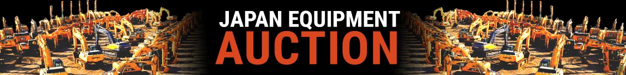 Japan Equipment Auction 30 June