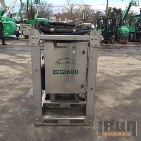 2012 (unverified) EcoQuip EQ600 Sand Blaster in Baltimore, Maryland