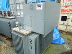 500 KVA Transformer w/Box Cover