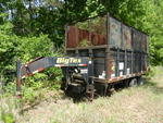 2005 Big-Tex 25DU T/A End Dump Trailer