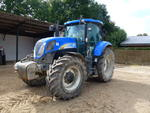 2009 New Holland T6090 Farm Tractor