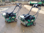Lot of (2) Ryan 544910A Aerators
